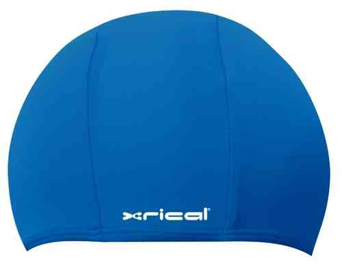 GORRO LYCRA ADULTO XRICAL AZUL REAL
